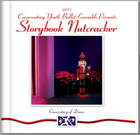 """Storybook Nutcracker"" Book"